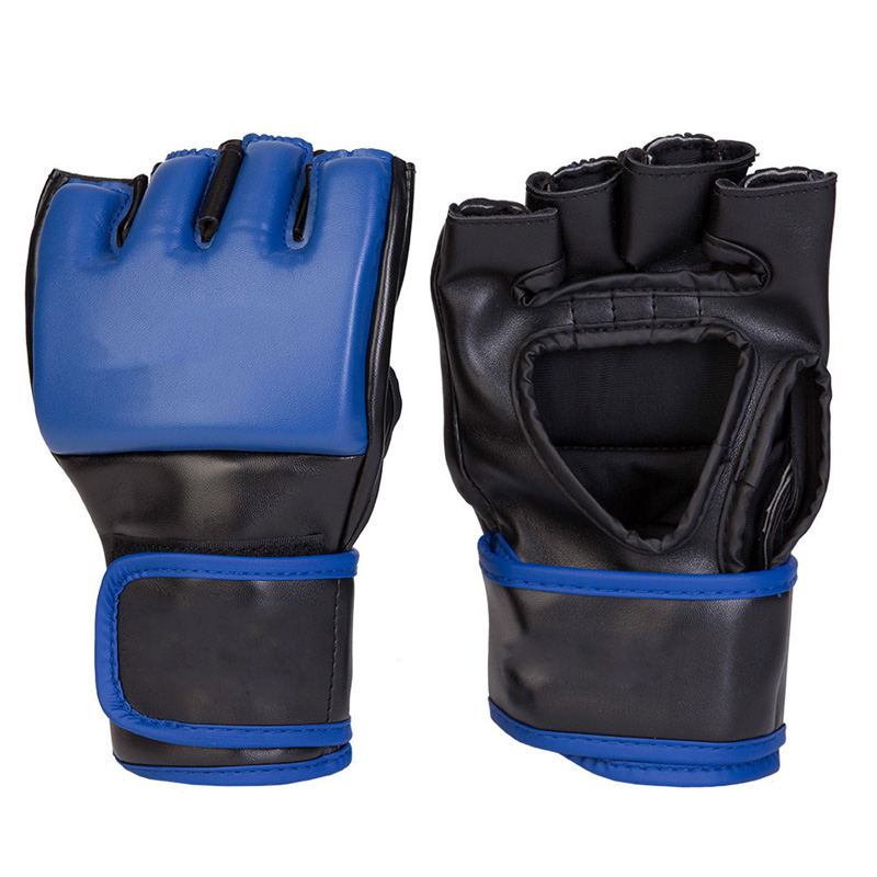MMA Gloves Blue