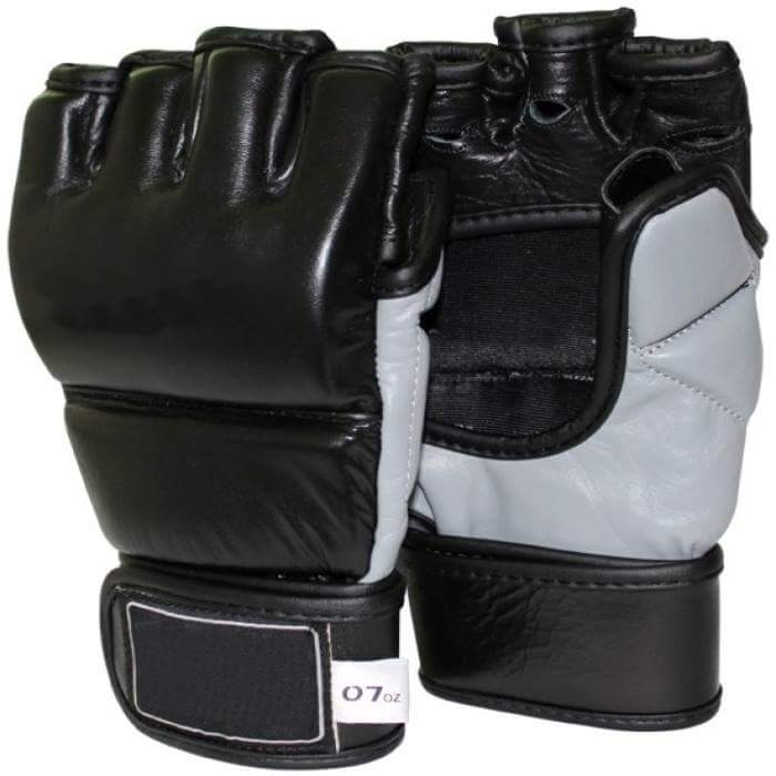 MMA Gloves Black