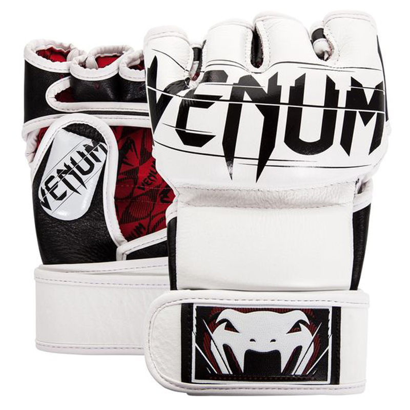 MMA Gloves White