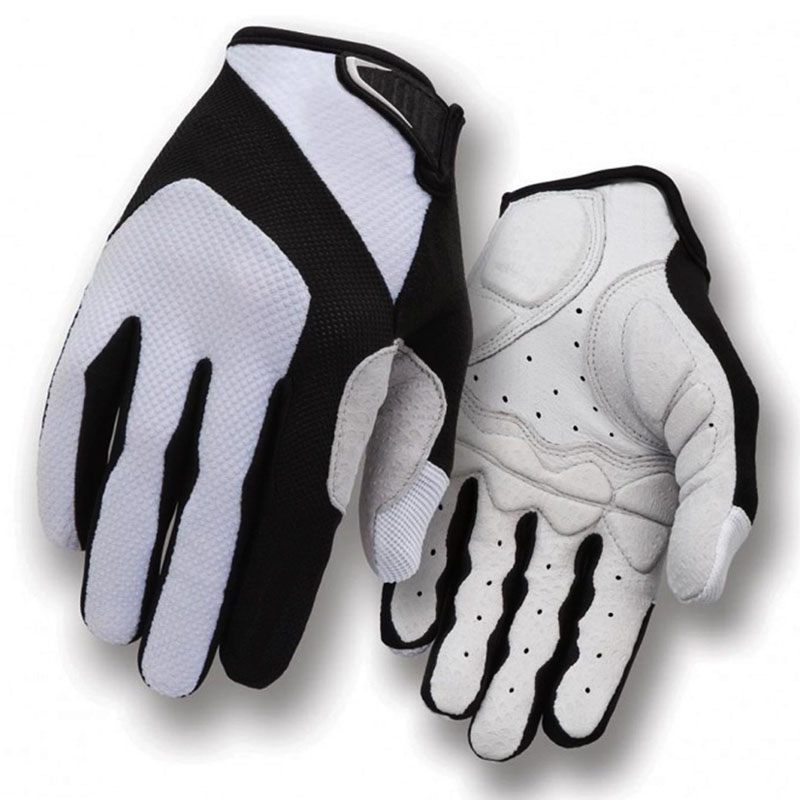 Cycling Gloves White