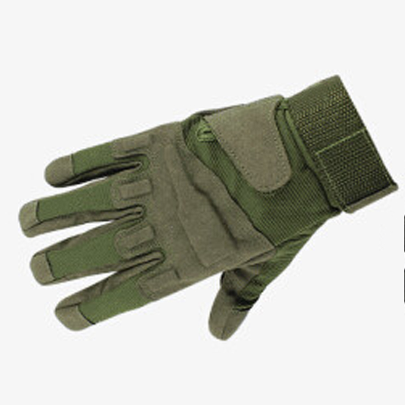 New Half Finger Shooting Gloves